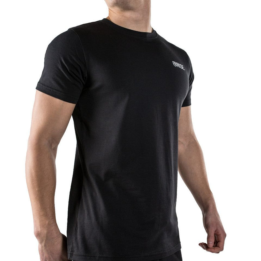 Essential Shirt – Jet Black