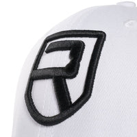 Performance Snapback – White
