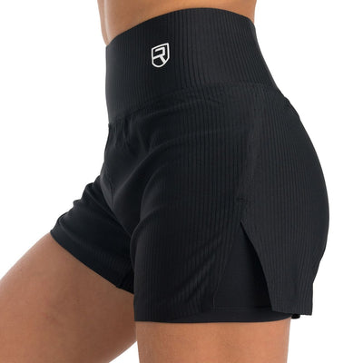 Free to Be Shorts – Black