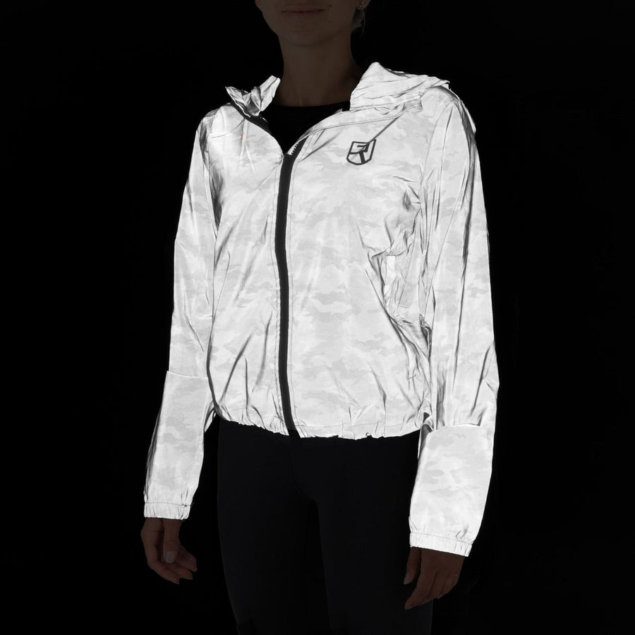 Women's Lightning Reflective Jacket