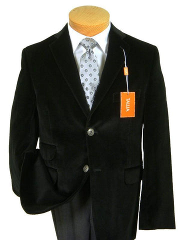 Image of Young Men's Sportcoat 11168 Black Young Mens Sportcoat Tallia