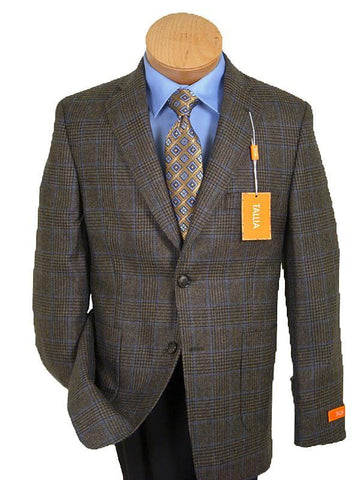 Image of Boy's Sport Coat 10877 Dark Olive from Boys Sport Coat Tallia