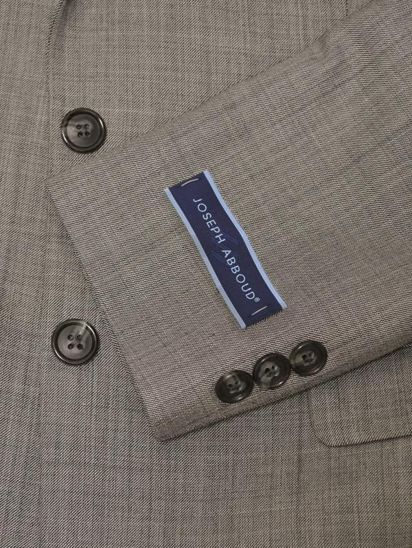 Boy's Suit 11822 Grey Weave from Boys Suit Joseph Abboud