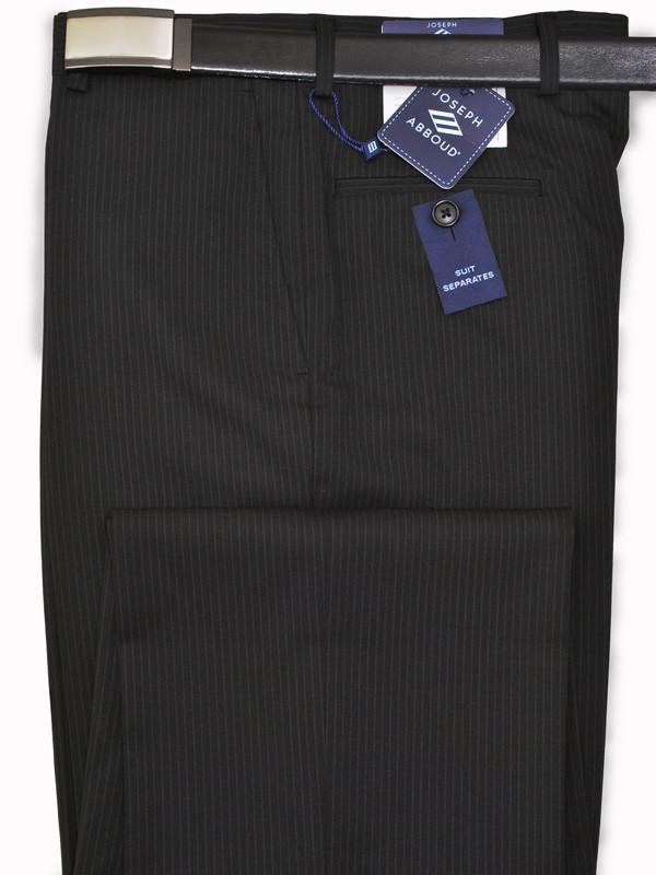 Boy's Suit Separate 12590P Black Stripe Pant Boys Suit Separate Pant Joseph Abboud