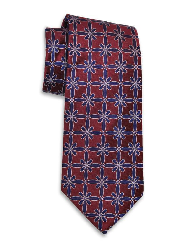 Boy's Tie 12668 Red/Blue Boys Tie Heritage House
