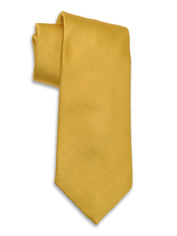 Heritage House 12691 100% Woven Silk Boy's Tie - Tonal Stripe - Gold(24) Boys Tie Heritage House
