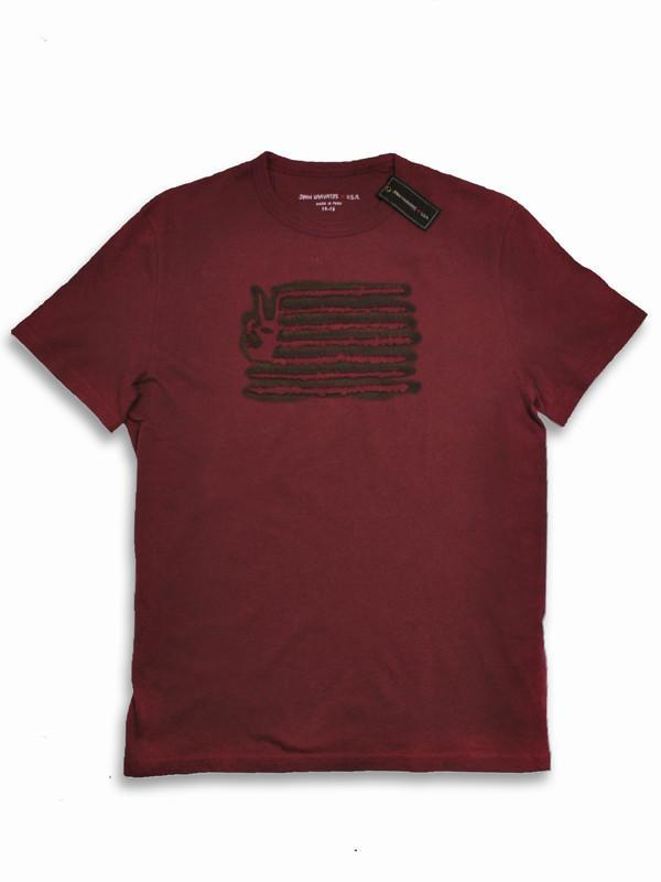 Boy's T-Shirt 12787 Ox-Blood Boys T-Shirt John Varvatos