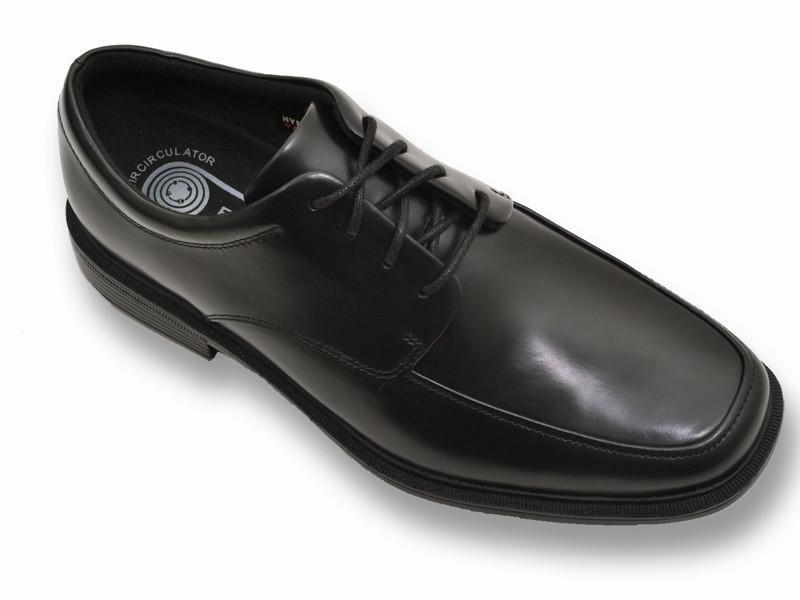 Boy's Shoes 12956 Black Boys Shoes Rockport