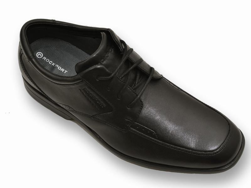 Boy's Shoes 12968 Black Boys Shoes Rockport