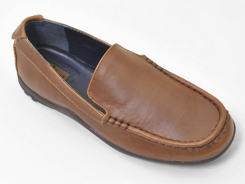 Boy's Shoes 13919 Brown Boys Shoes Cole Haan