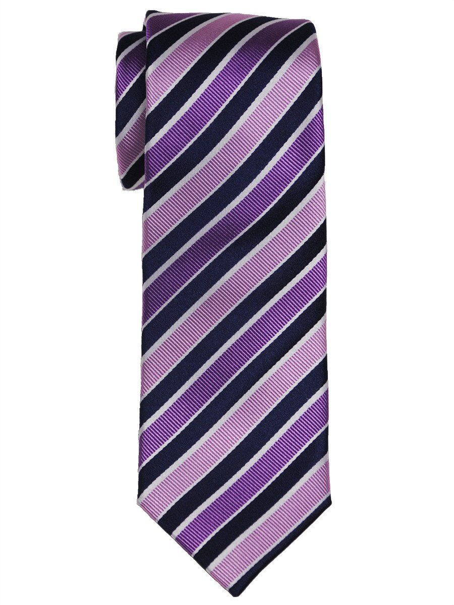 Boy's Tie 16076 Purple/Blue Boys Tie Heritage House