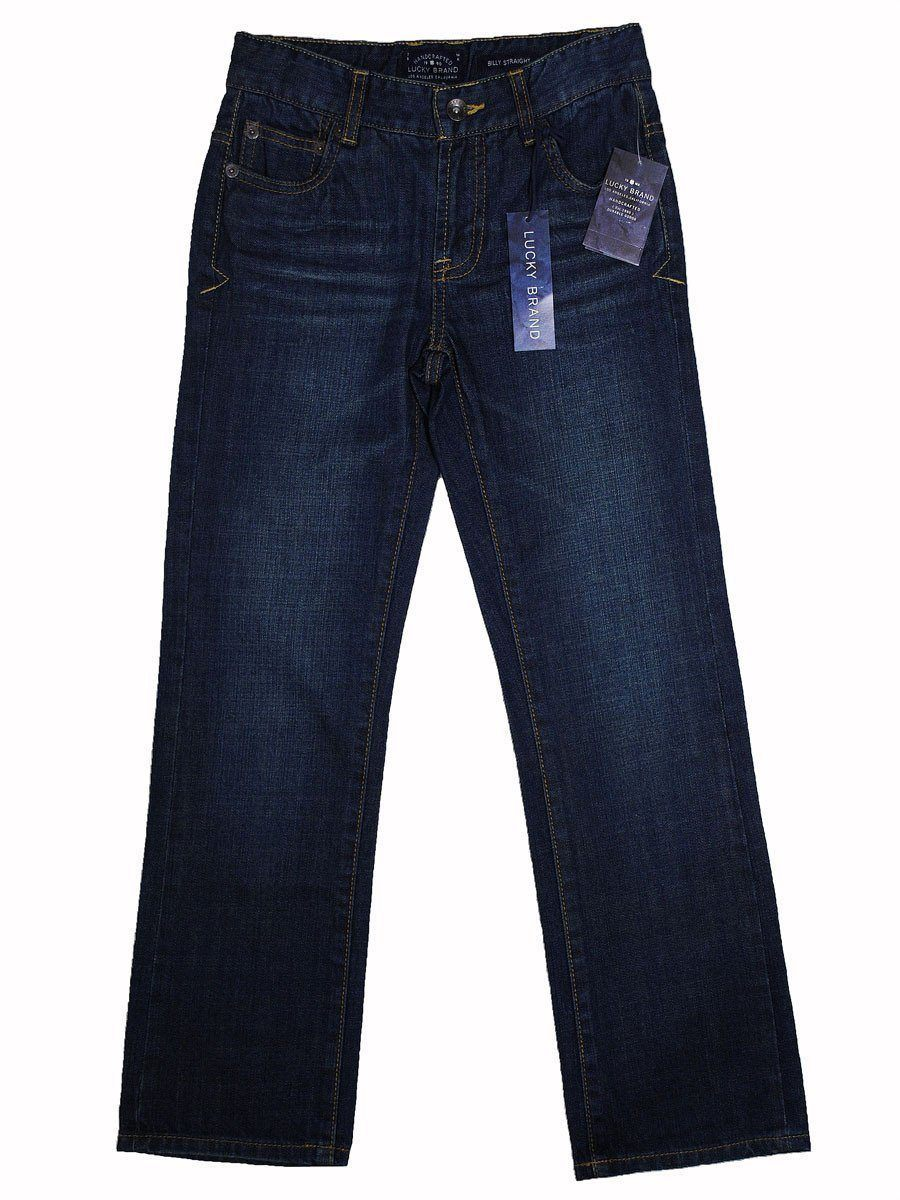 Boy's Jean 16796 Straight Leg Boys Jean Lucky Brand
