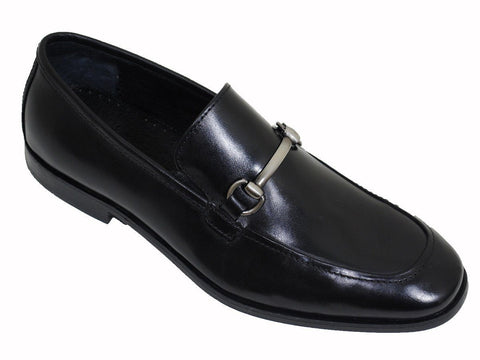 Image of Boy's Shoe 16811 Black Boys Shoes Florsheim