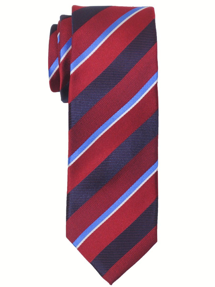 Boy's Tie 17452 Red/Blue Boys Tie Heritage House