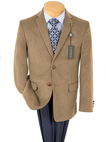 Boy's Sport Coat 22832 Tan