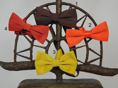 Boy's Bow Ties 17970 Solids Boys Bow Tie Heritage House