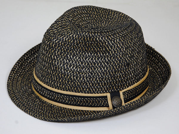 Boy's Hat 18436 Black/Tea