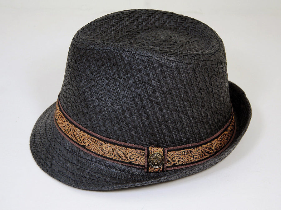 Boy's Hat 18441 Black Boys Hat Scala