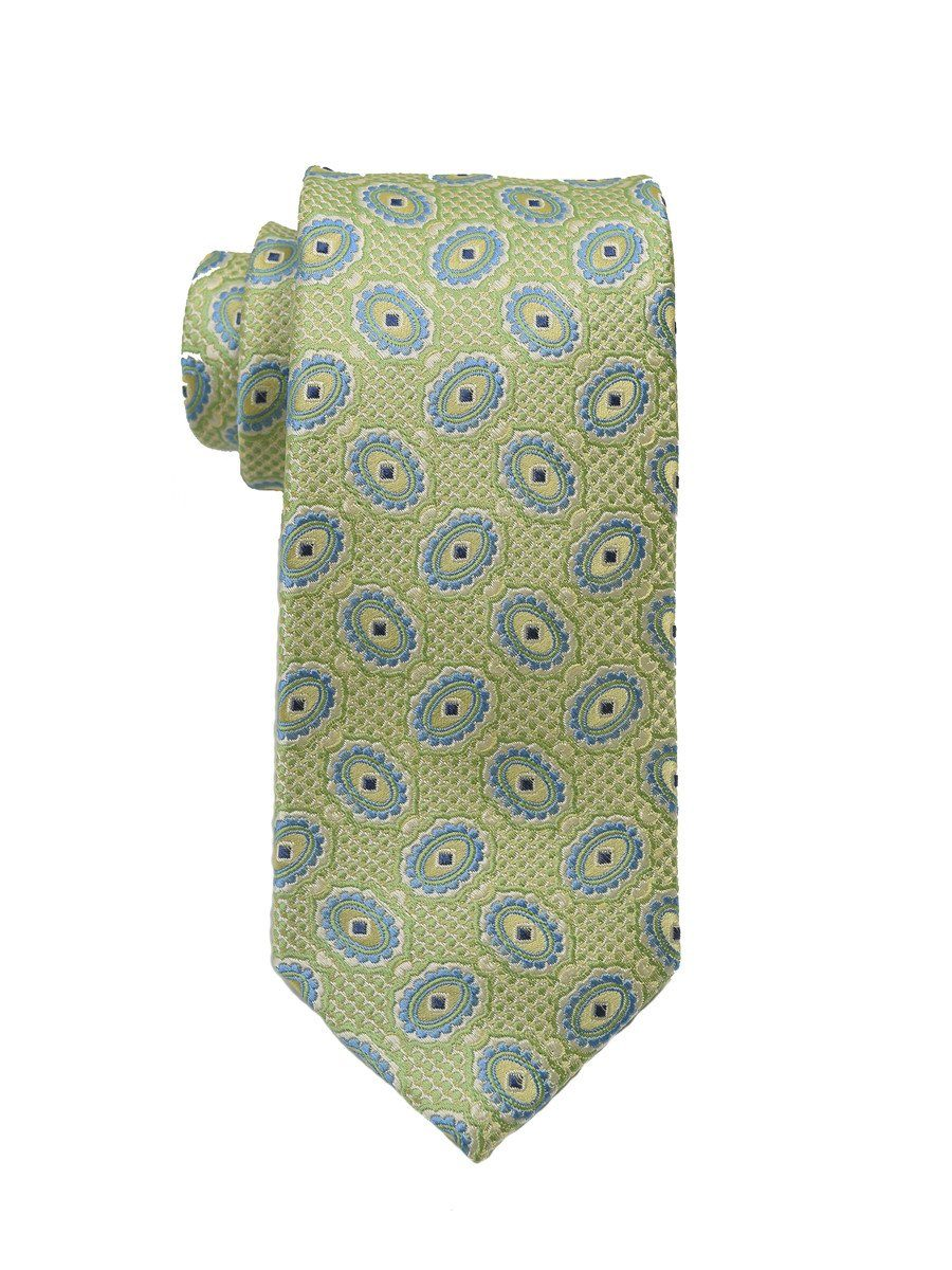 Boy's Tie 18833 Green/Blue Boys Tie Heritage House