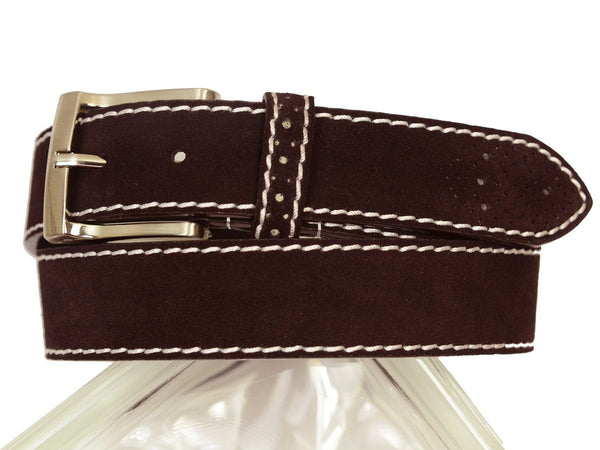 Boy's Belt 20302 Chocolate