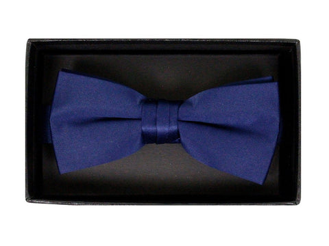 Boy's Bow Tie 21219 Navy Boys Bow Tie Heritage House