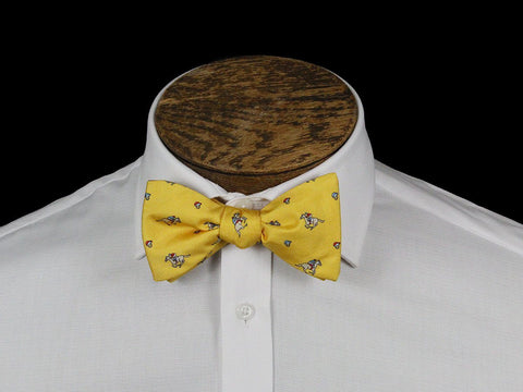 Boy's Bow Tie 21670 Derby Pattern Boys Bow Tie High Cotton