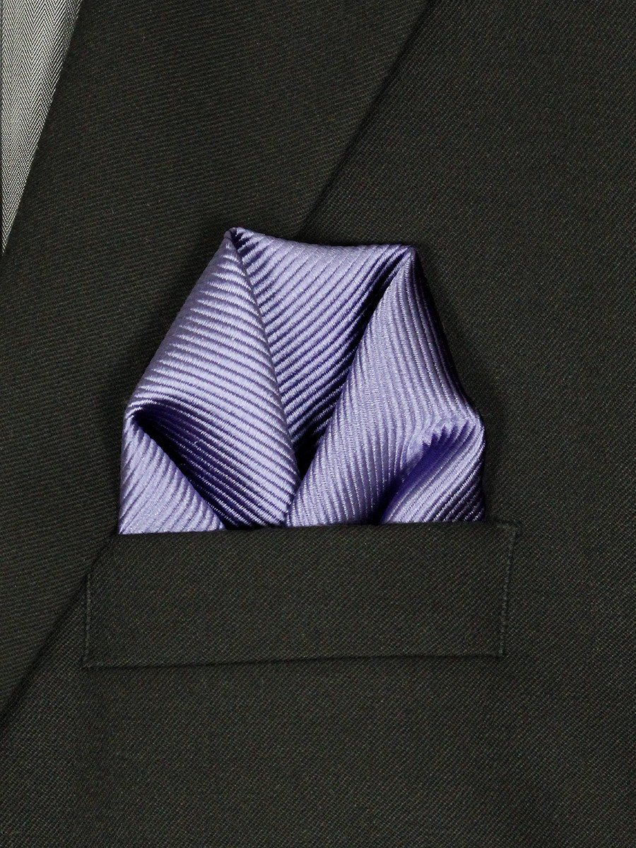 Boy's Pocket Square 21707 Purple