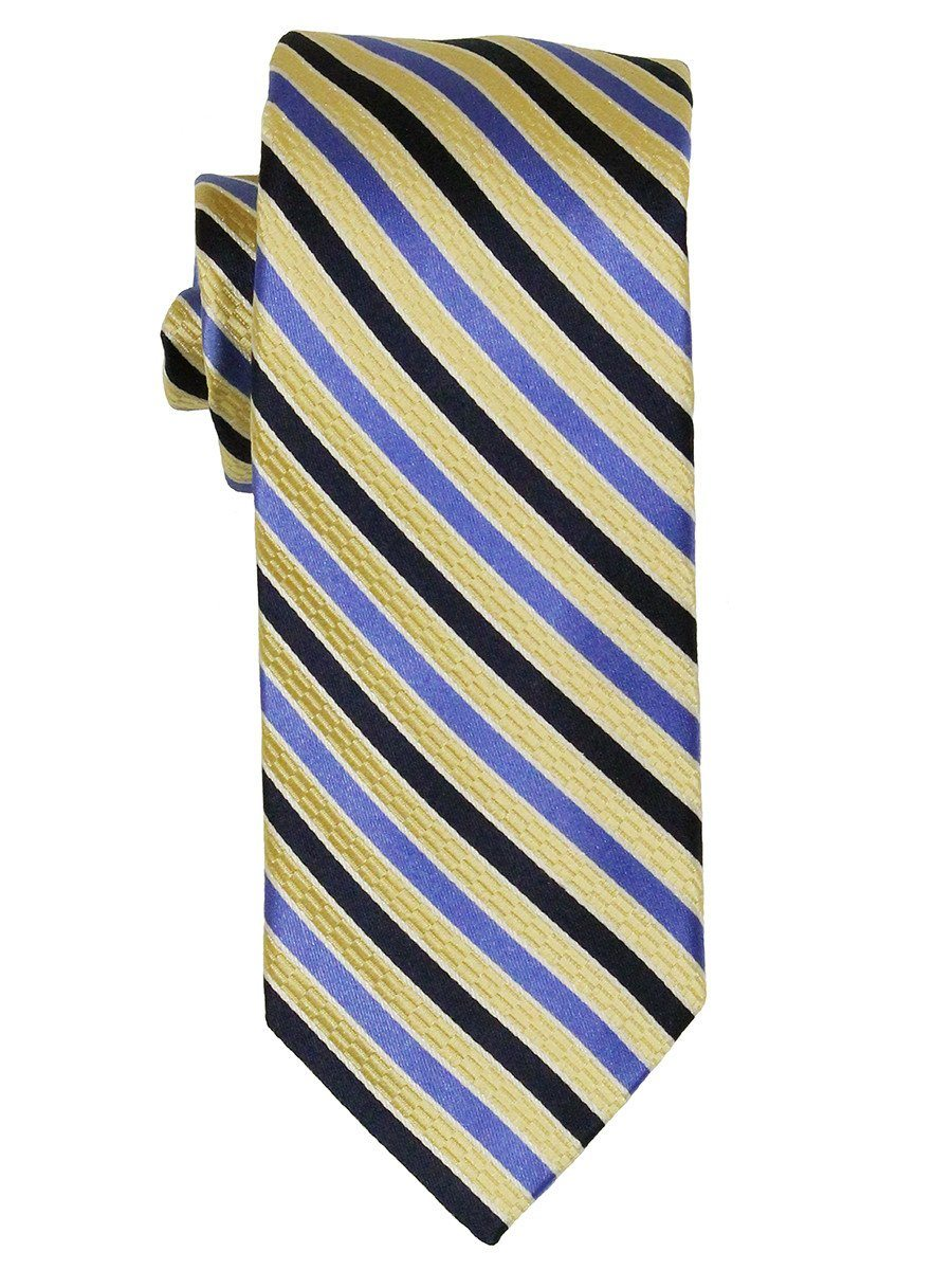 Boy's Tie 21781 Yellow/Blue Boys Tie Heritage House