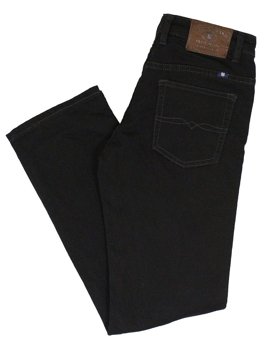 Boy's Jean 22751 Black Straight Leg Boys Jean Lucky Brand
