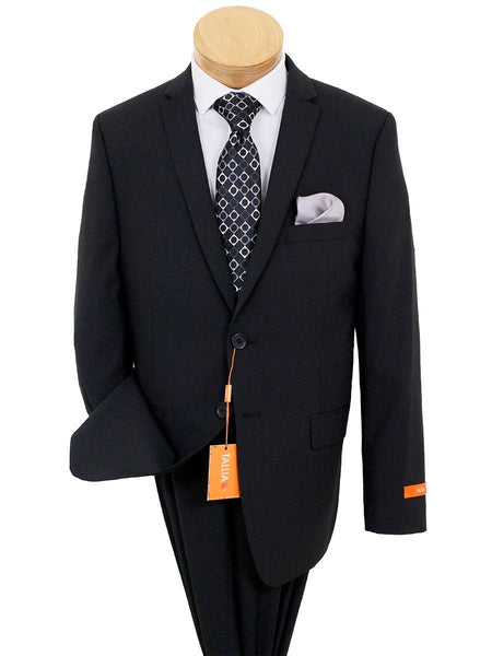 Boy's Skinny Fit Suit 23326 Black from