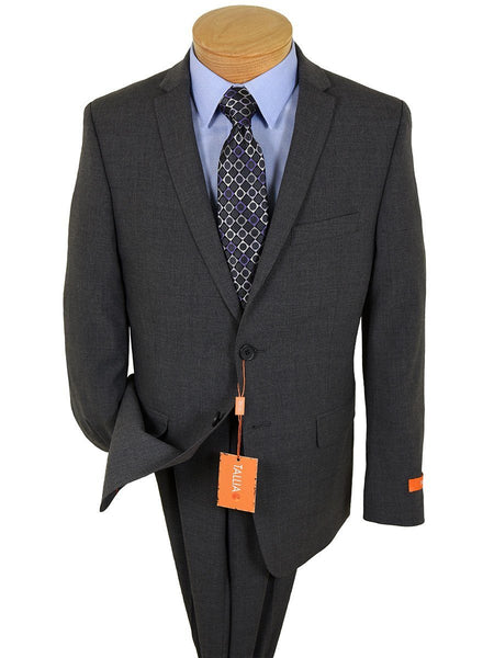 Boy's Skinny Fit Suit 23333 Gray