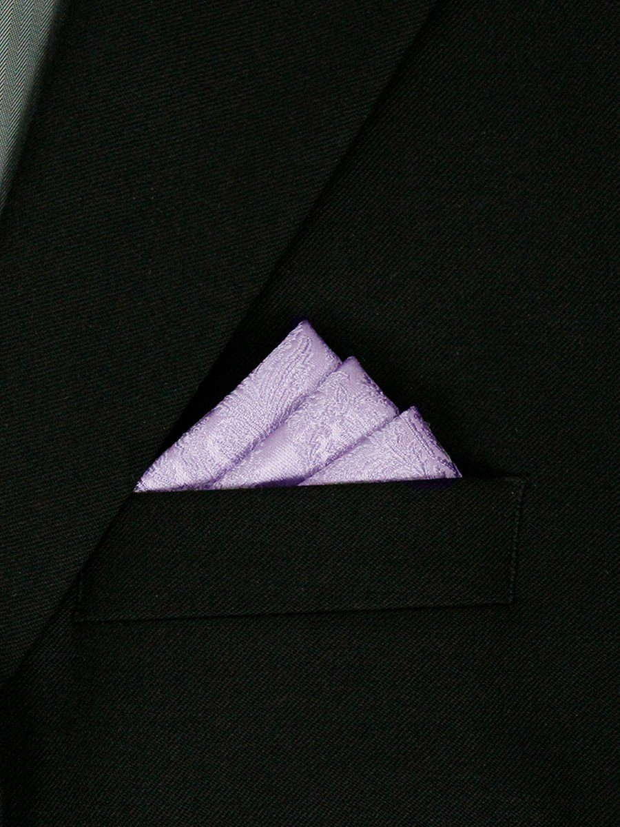 Boy's Pocket Square 23488 Lilac