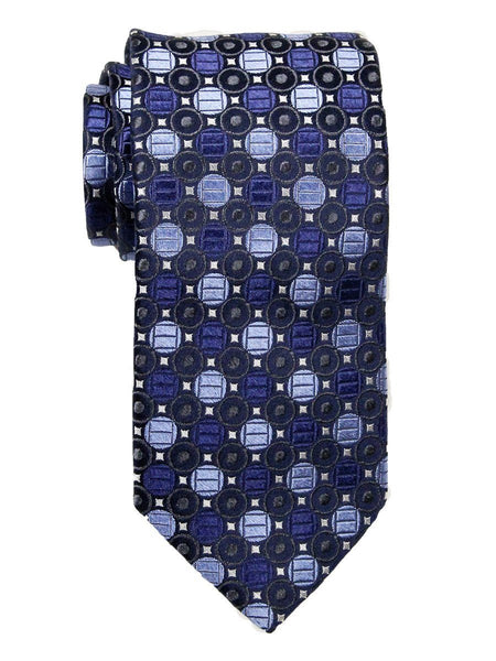 Boy's Tie 23734 Navy/Blue