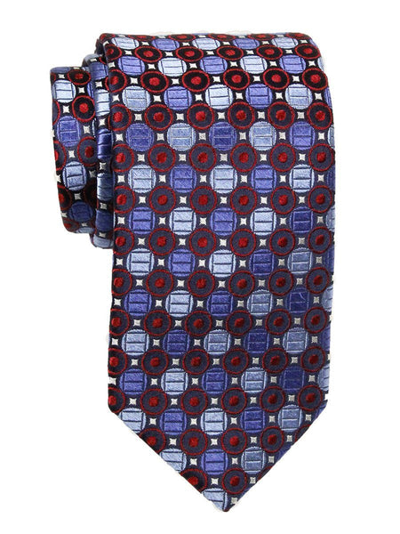 Boy's Tie 23737 Red/Blue/Navy