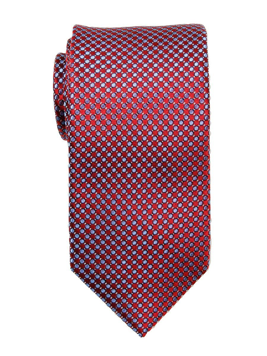 Boy's Tie 23756 Navy/Red/Blue Boys Tie Heritage House