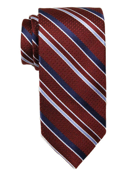 Boy's Tie 23764 Red/Navy/Blue