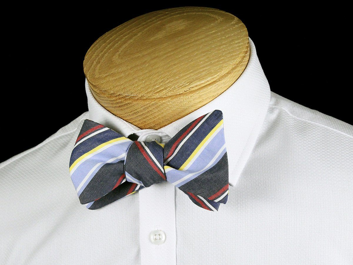 Boy's Bow Tie 24435 Blue