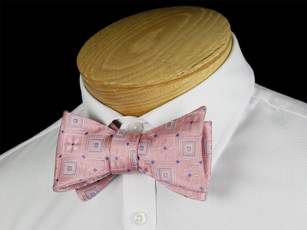 Boy's Bow Tie 24456 Pink/Blue