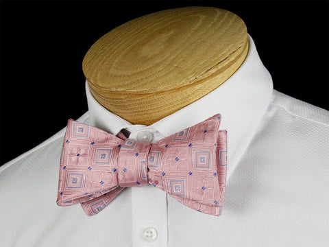 Boy's Bow Tie 24456 Pink/Blue Boys Bow Tie Heritage House