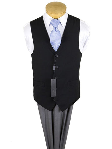 Image of Andrew Marc 19443V Black Vest Boys Vest Andrew Marc