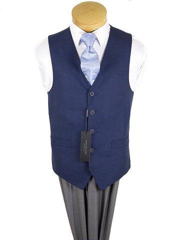 Image of Andrew Marc 25014 Blue Vest Boys Vest Andrew Marc