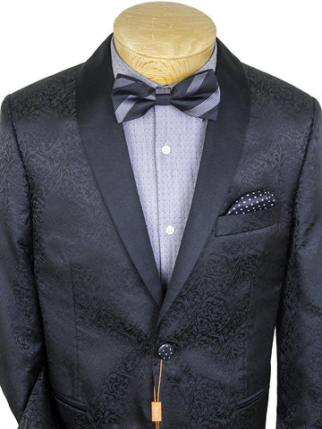 Boy's Sport Coat 25193 Black