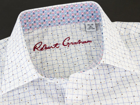 Robert Graham 25891 White Print