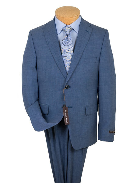 Michael Kors 26489 Boy's Suit - Neat - Blue