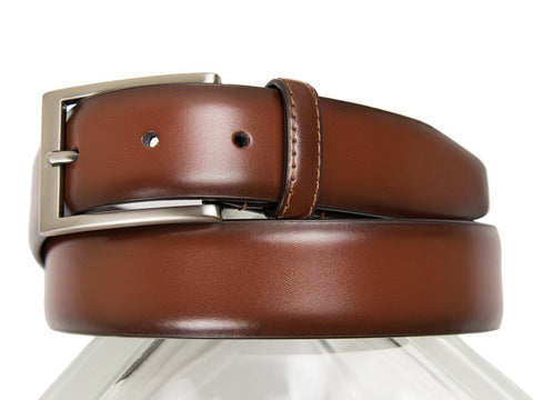 Florsheim 26568 100% Genuine Leather Boy's Belt - Scotch Boys Belt Florsheim