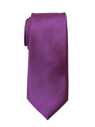 Heritage House 27076 Boy's Tie- Tonal Stripe- Purple Boys Tie Heritage House