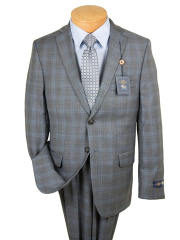 Hart Schaffner Marx 27230 Boy's Suit - Grey -Plaid Boys Suit Hart Schaffner Marx