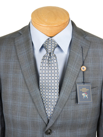 Image of Hart Schaffner Marx 27230 Boy's Suit - Grey -Plaid Boys Suit Hart Schaffner Marx