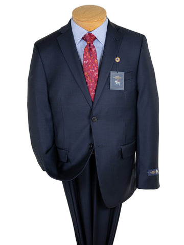 Image of Hart Schaffner Marx 27594  Boy's Suit - Solid - Navy