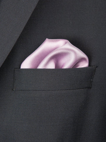 Boy's Pocket Square 27701 Lilac Boys Pocket Square Heritage House